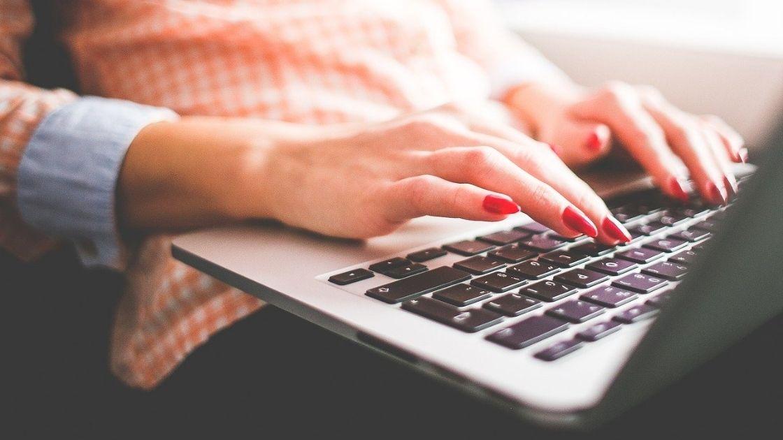 Gépírás oktatás online