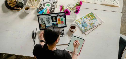Számos kiemelkedő grafikus tanfolyam online érhető el